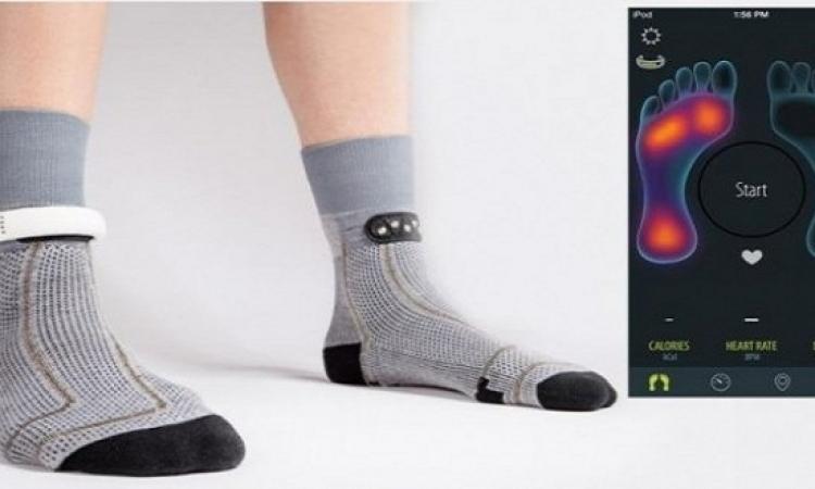 الجوارب الذكية.. تقنية جديدة لاختيار الحذاء المناسب فى ألمانيا
