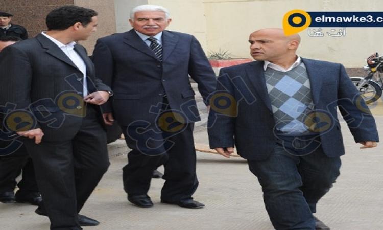 بالصور .. براءة أحمد نظيف وحبيب العادلى في قضية اللوحات المعدنية