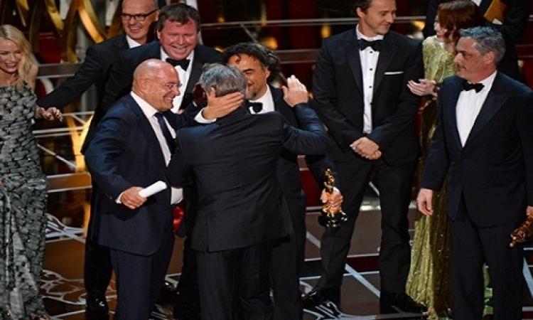 أوسكار 2015: Birdman أفضل فيلم ومخرج .. وجوليان مور وإيدى ريدمان أفضل ممثلان .. متوقع طبعًا