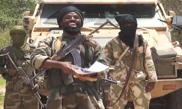 بوكو حرام تبايع داعش على السمع والطاعة .. بس كده كملت !!