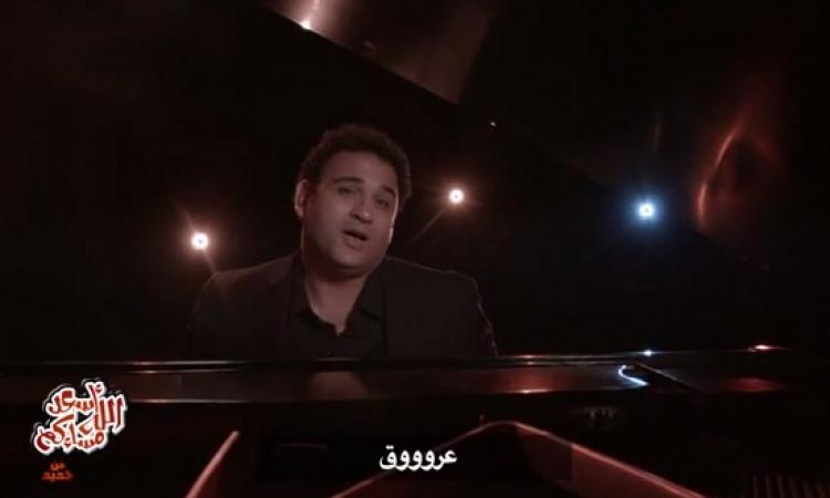 بالفيديو .. أبو حفيظة عن فتى المصريين : انا مهما كدبت ببرر .. تلاقينى طلعت خازووق !!