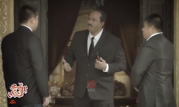 بالفيديو .. السادات عن غلق محطته : الركاب تقول عليا إيه .. بلغ محلب احتجاجى الرسمى !!