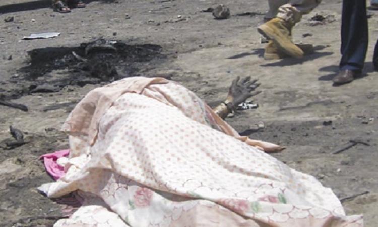 بالفيديو … لحظة تصفية إرهابى كرداسة بعد تبادل لأطلاق النار مع قوات الأمن