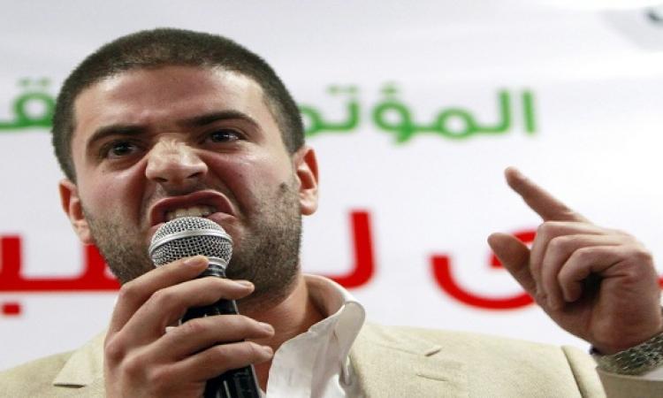"""نجل مرسى يصف تميم بن حمد بـ """" جرذ قطر """" .. عشان قابل السيسى .. مين اللى بيتكلم !!"""