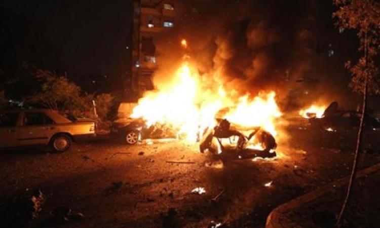 الحوثيون ينشرون صورا لما يدعون انه طائرة سعودية اسقطوها