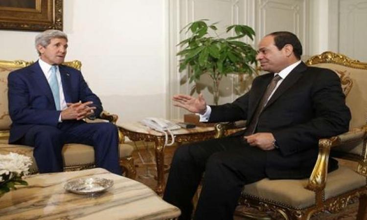 الخارجية الأمريكية: ملتزمون بشراكتنا الاستراتيجية الاقتصادية مع مصر
