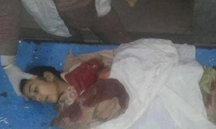 وفاة طفلة صغيرة بعد انقذها لمدرستها من تفجير قنبلة
