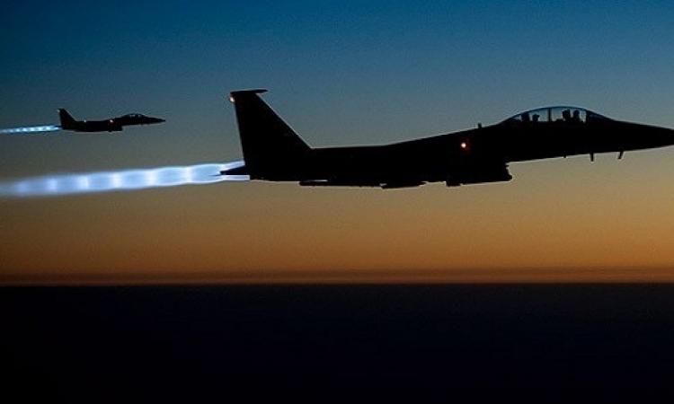 عاصفة الحزم تقصف تعزيزات عسكرية للحوثيين