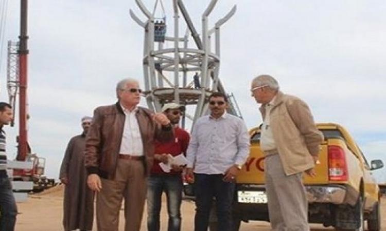 محافظ جنوب سيناء يتفقد مستشفيات شرم الشيخ استعدادا للمؤتمر الأقتصادى
