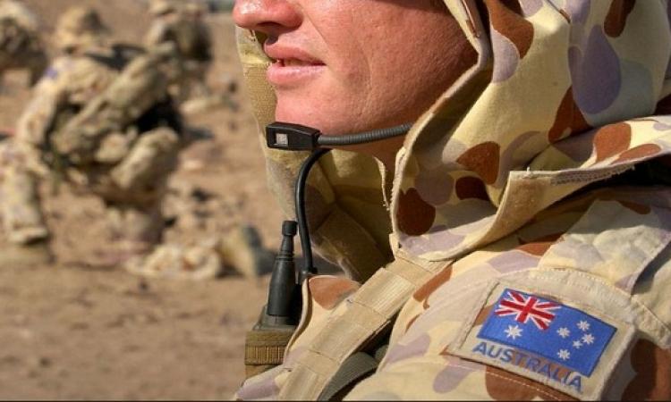 أستراليا ترسل 300 جندى إضافى إلى العراق