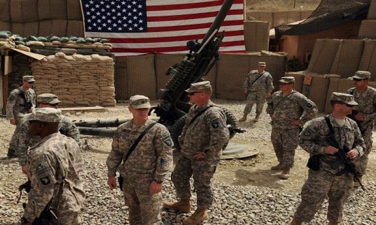 قوة أمريكية خاصة تصل الرطبة غرب الرمادى لقطع امدادات داعش