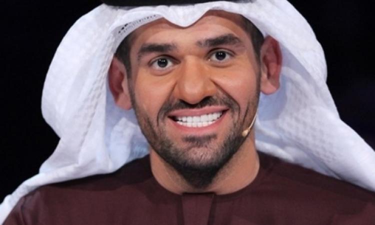 بالفيديو والصور .. حكاية نحس حسين الجسمى ورده عليها : شرارة !!