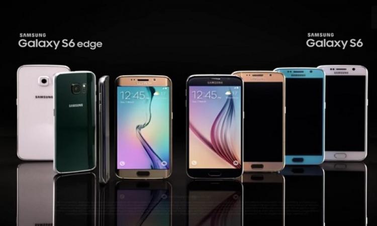 الآن في أمريكا .. احجز Galaxy S6 واستلم 10 إبريل