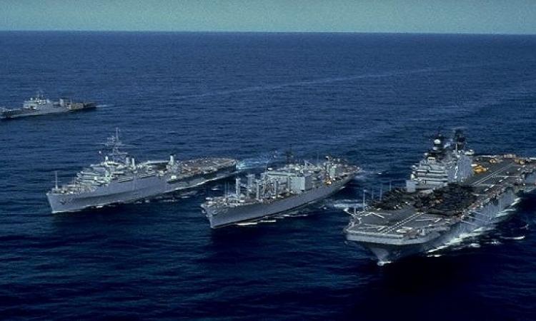 مصر تشارك فى عاصفة الحزم بالطائرات والسفن الحربية