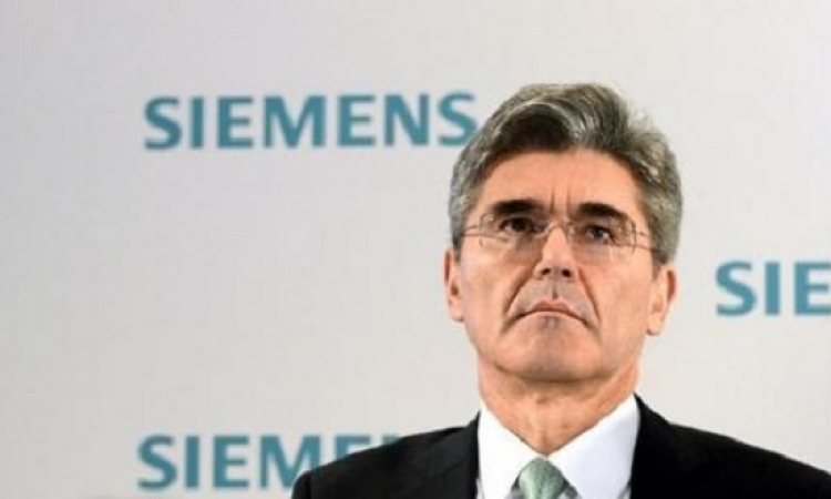 سيمنز توقع اتفاقيات انشاء 3 محطات توليد كهربائى اليوم