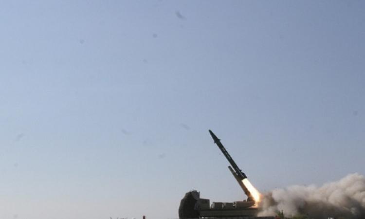 """""""سومار"""" صاروخ إيرانى جديد بعيد المدى"""