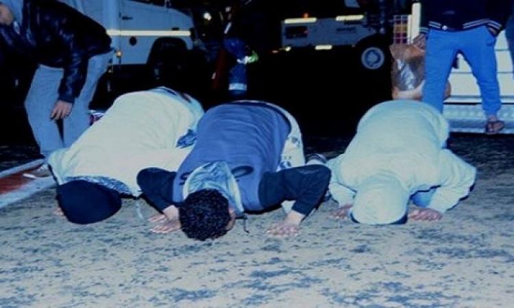 مدير أمن مطروح:منفذ السلوم أستقبل 198 مصريا عائدا من ليبيا