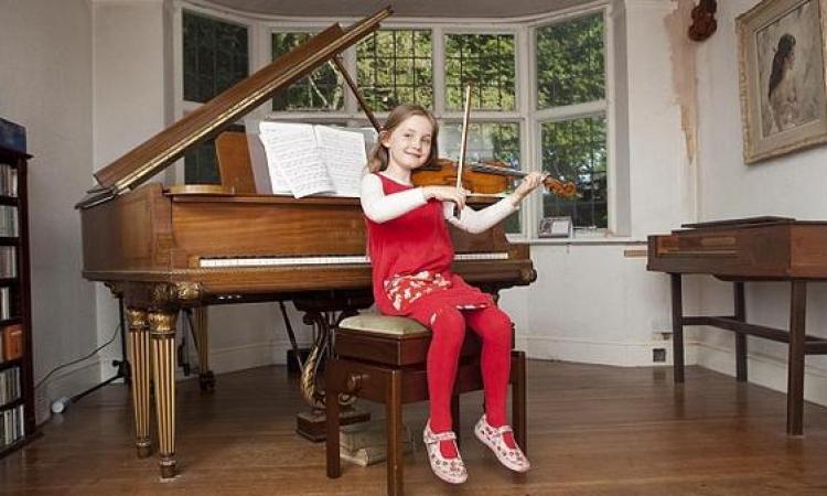 سن طفلك يحدد نوع الآلة الموسيقية المناسبة له