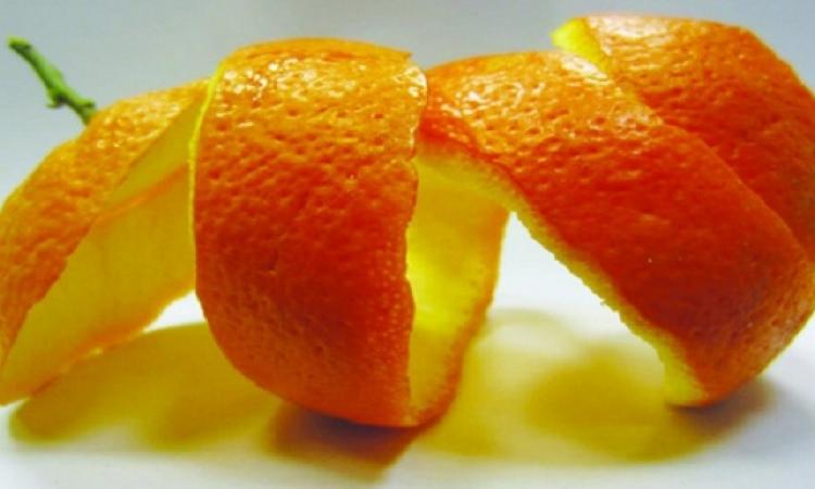 تخلصى من قشر البرتقالة اللى على جلدك
