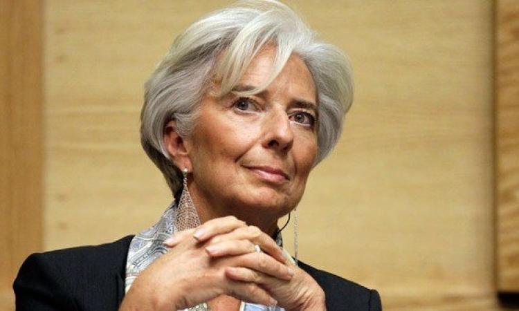 مدير عام صندوق النقد الدولى تصل شرم الشيخ