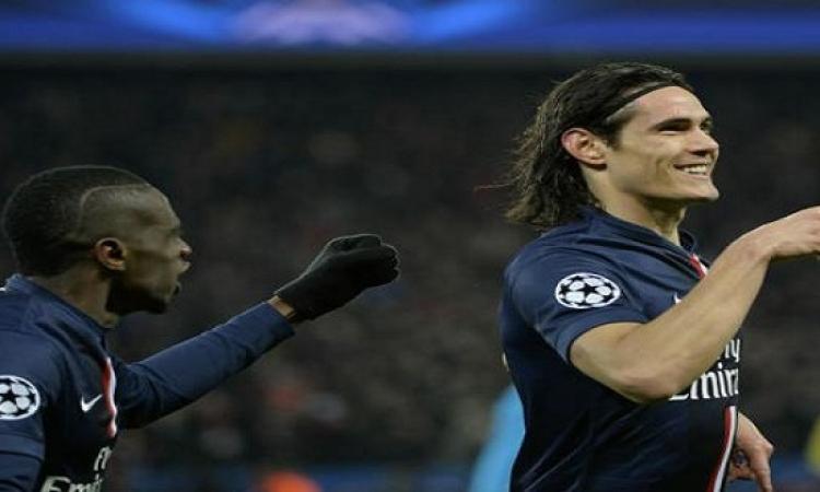 باريس سان جيرمان يفوز على موناكو ويتأهل للدور قبل النهائى للكأس الفرنسى