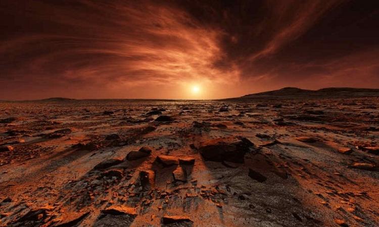 صور أكثر من رائعة للكوكب الأحمر .. بعيون هندية