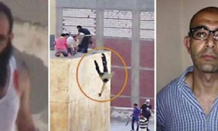 مصدر أمنى يوضح سبب إذاعة لقطات إعدام محمود رمضان