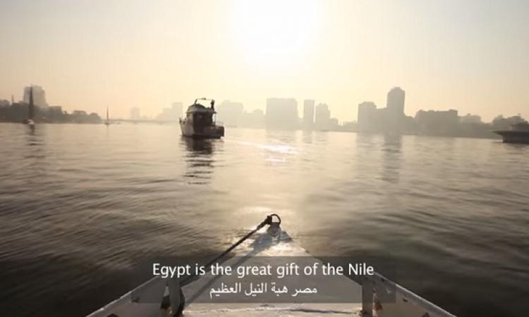 بالفيديو .. هشام عباس للعالم : مصر فاتحة للكون إيديها .. كله يتراهن عليها