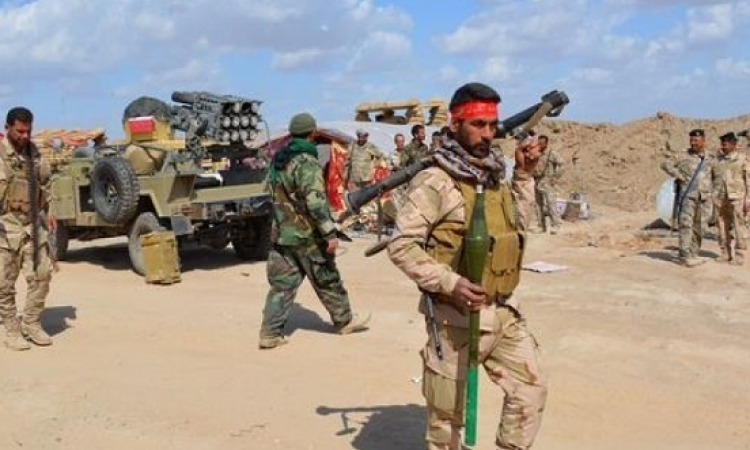 معركة استعادة تكريت من داعش تدخل يومها الثالث