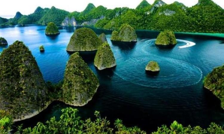 اندونيسيا .. ارض الطبيعة الساحرة .. والجمال اللا محدود