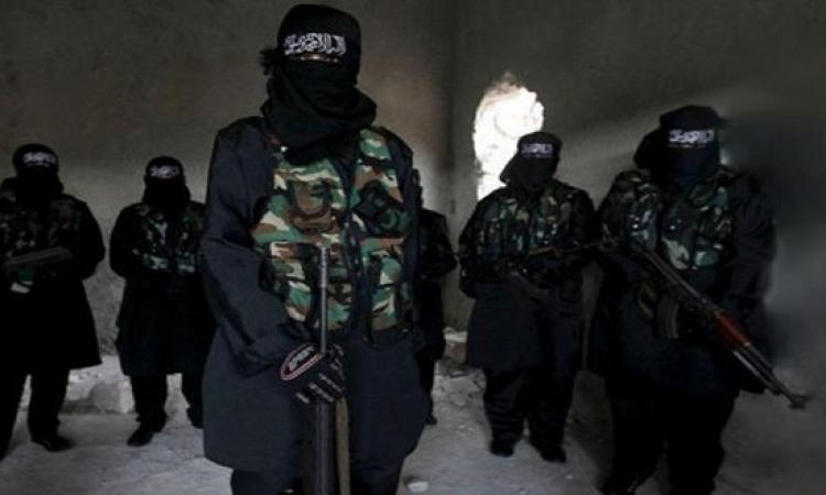 بالفيديو .. شاهد تدريبات نساء داعش .. ضرب نار وتكبير !!