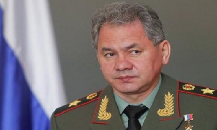 وزير الدفاع الروسى يؤكد توقيع بروتوكول تعاون عسكرى مع مصر