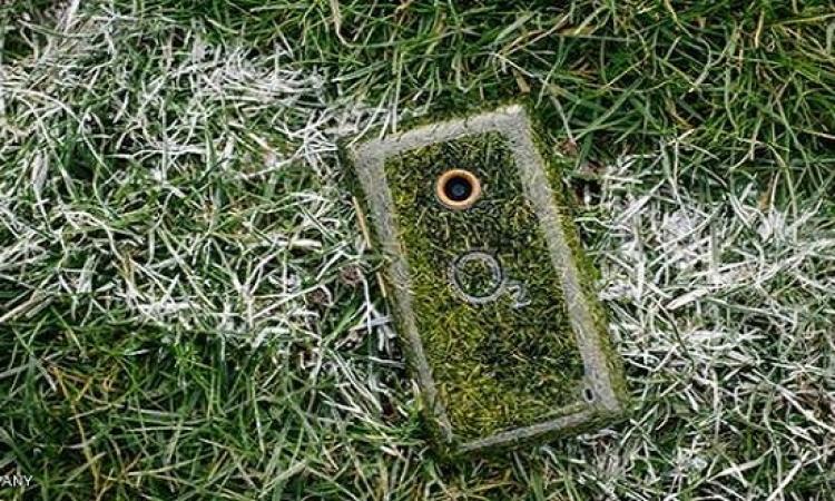 عشنا وشوفنا .. هاتف ذكى مصنوع من العشب