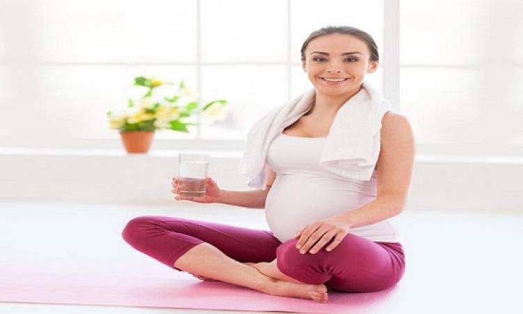 اليوجا تساعد الحامل التغلب على الاكتئاب