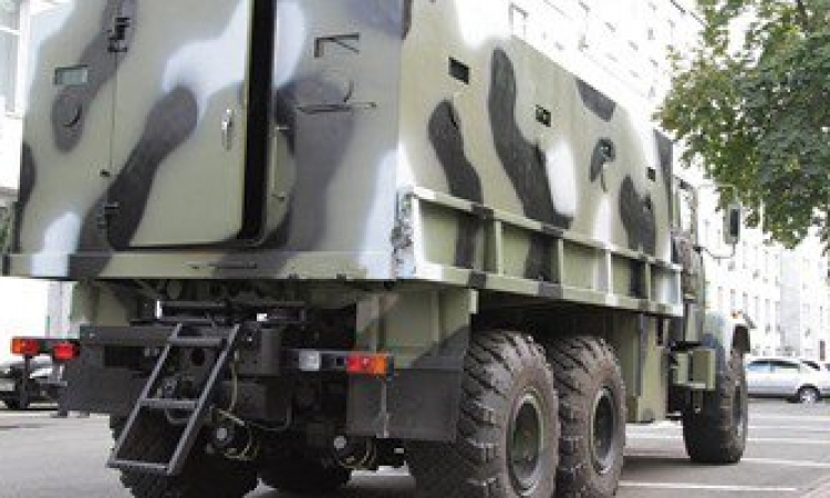شركة أوكرانية: مصر تستعد لاستقبال دفعة كبيرة من المدرعة كراز خاصة بالطرق الوعرة