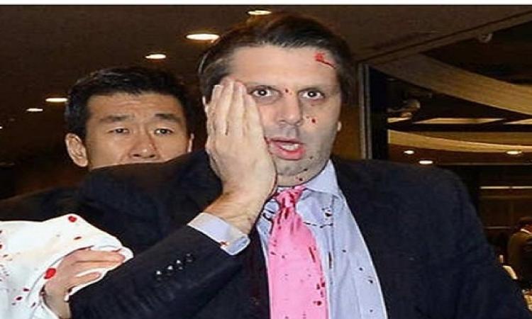 الشرطة تداهم منزل مهاجم السفير الامريكى بسول