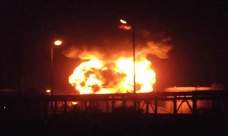 انفجار قنبلة بمحيط مجمع محاكم الإسكندرية