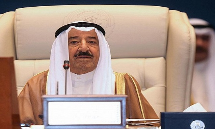 أمير الكويت : ضخ 4 مليارات دولار للاستثمار فى مصر