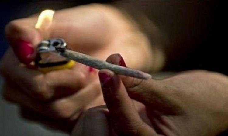 الحشيش هو المخدر المفضل لدى النساء .. والكبتاجون للرجال