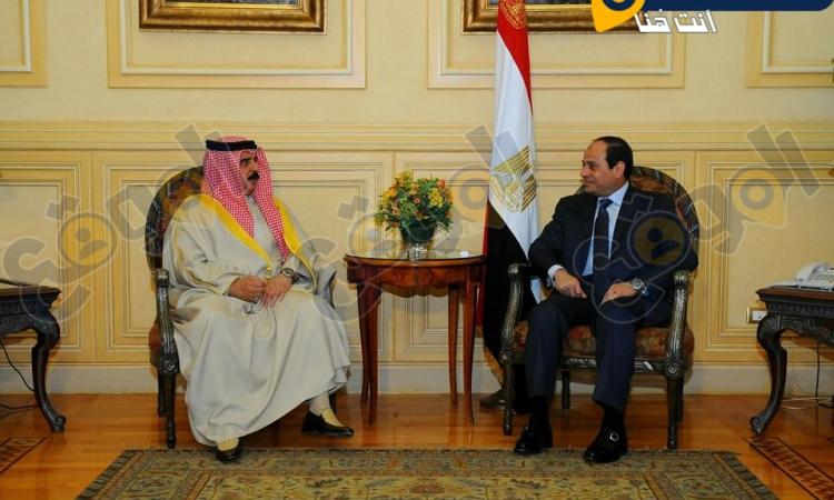 السفير القطرى يستأنف عمله رسميًا فى القاهرة