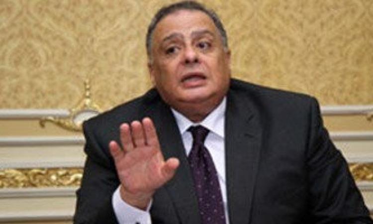 محلب يكلف وزير العدالة الانتقالية بالقيام بأعمال وزير العدل لحين شفائه