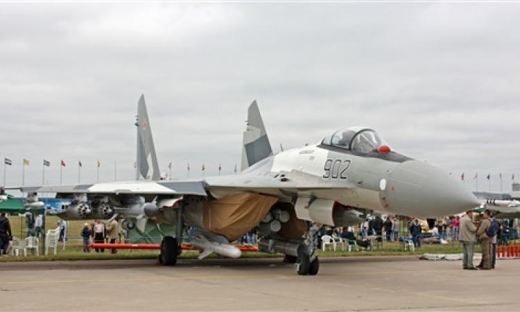 """ديفينس نيوز: الهند تتعاقد على صفقة """"سو-35"""" الروسية"""