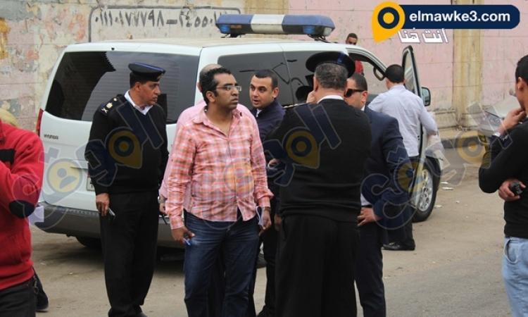 الموقع نيوز ينفرد بالصور الأولى لانفجار قنبلة جامعة القاهرة