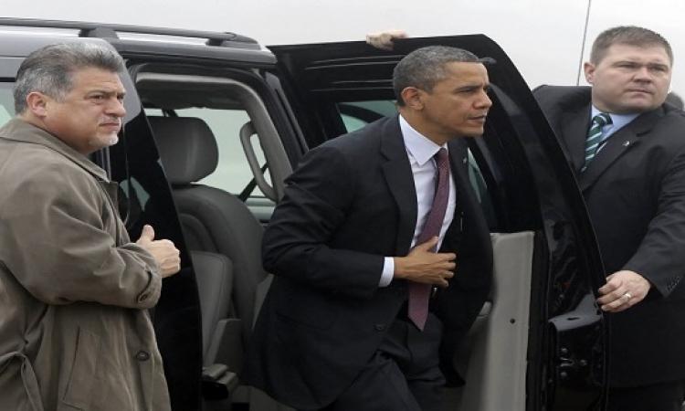 فردان من خدمة أوباما السرية يخضعان للتحقيق