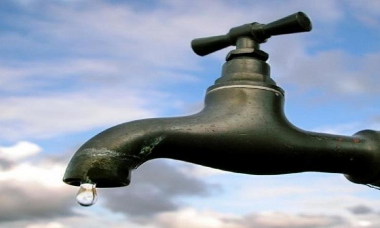 نقص المياه بنسبة 40 % خلال الـ 15 عامًا القادمة