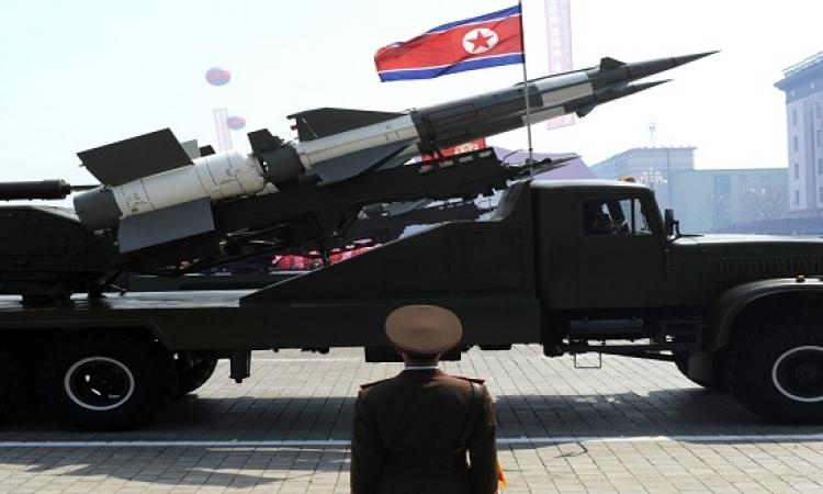 كوريا الشمالية أطلقت سبع صواريخ أرض – جو في البحر