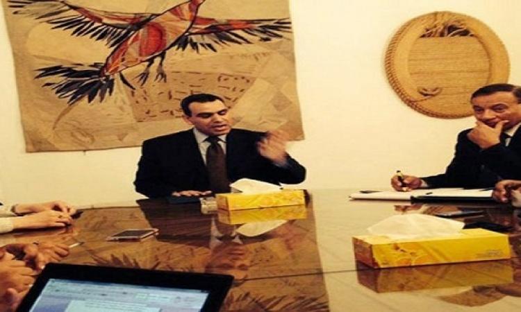 وزير الثقافة يطالب اليونسكو بتوثيق التراث الثقافي المصري