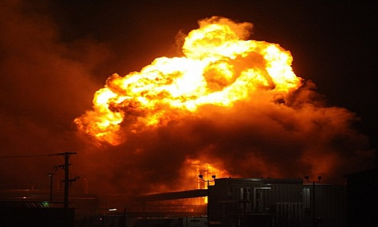 انفجار عبوة ناسفة بجوار المحكمة الدستورية العليا