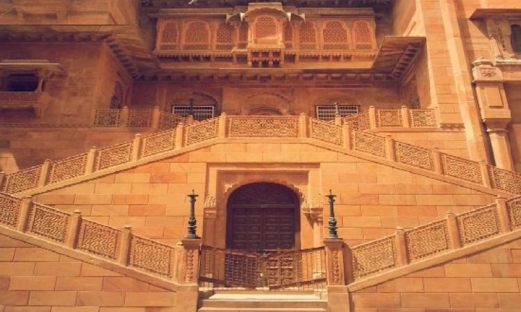 بالصور .. جولة فى قلعة جونغاره فورت بالهند
