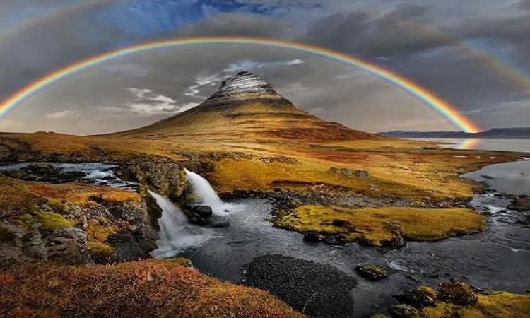 جزيرة ايسلندا .. عندما يكون للجمال عنوان